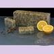 Мыло натуральное /органика/ С ЭФИРНЫМИ  МАСЛАМИ КОРИЦЫ, АПЕЛЬСИНА И КОФЕ/ ТМ Искусъ